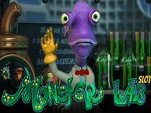Игровой автомат Monster Lab